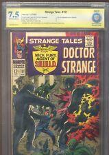 Strange Tales #151 - 7.5 CBCS - SS JIM STERANKO - 1ST STERANKO WORK! - Like CGC