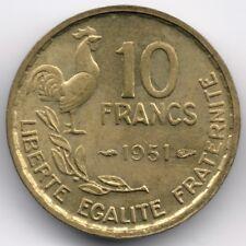 France : 10 Francs 1951