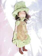 """10"""" vinyl plastic holly hobby hobbie doll toy Rare collectible toy 1970s Amy"""
