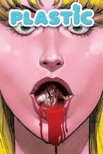 PLASTIC TPB Image Horror Comics Collects #1-5 TP
