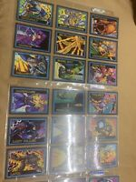 SKYBOX ULTRAVERSE COMIC CARDS - COMPLETE 100 BASE TRADING CARD SET 1993