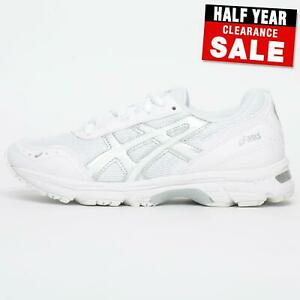 Asics Gel Escalate Womens Premium Running Shoes Gym Workout Trainers White