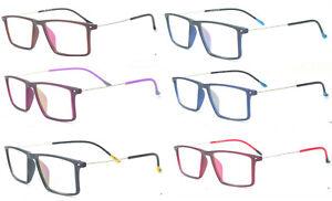 HR TR Super Light BIFOCALS BIFOCAL PHOTOCHROMIC ANTI-GLARE Reading Glasses