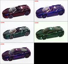 Hot Wheels FERRARI 458 ITALIA Custom Color Variations
