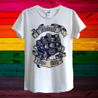 Vintage Fist T-Shirt For Men Women or Unisex | Custom Graphic Rock Iron Heavy Hi