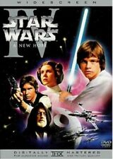 Star Wars IV : A New Hope ( DVD,2004 )