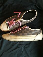 cd9d0fa5d5d9e Original Louis Vuitton Herren Luxus Sneaker Damier Ebene Gr.43