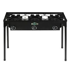 Stansport Outdoor Stove with Stand 3 Burners 217-300