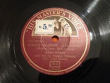 """AKSEL SCHIOTZ """"Der Er En Sang""""/""""Livets Glaeder"""" (""""Farinelli"""") 78rpm 1941 10"""" NM+"""