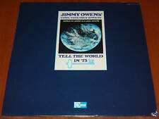 JIMMY OWENS' COME TOGETHER SINGERS - TELL THE WORLD IN '73 - RARE SEALED LP ! !