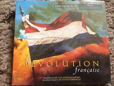 LA REVOLUTION FRANCAISE Georges Delerue LIMITED 1500 EXPANDED 2cd set SEALED OOP
