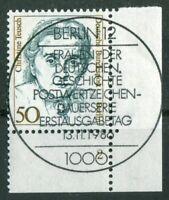 Berlin 770 Formnummer 2 Frauen 50 Pf. gestempelt Vollstempel ESST Berlin 12 used