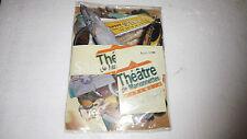 Maquette en carton Théâtre de marionnettes, friche belle de mai 93/94