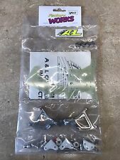 Factory Works Vintage A&L Kyosho Ultima Pro Trailing Arm Conversion Kit