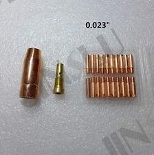 """0.023"""" Contact Tip 20PK 130EN 180EN Clarke Mig Torch Welding Gun Stinger Welder"""