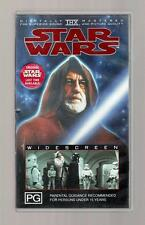 Star Wars: Widescreen  - 1995  - VHS