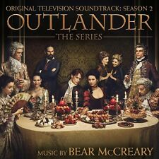Bear McCreary-OUTLANDER/Est/season .2 CD NEUF McCreary, Bear