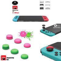 6pcs Skull & Co Thumb Grip Analog Joystick Cap Cover For Nintendo Switch Joy-Con