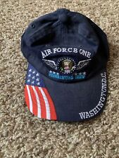Air Force One 1 Presidential Crew Baseball Cap Hat Embroidered Kids Youth Adj.