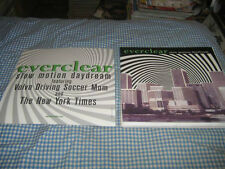 Everclear-(slow motion daydream)-1 Poster Flat-2 Sided-12X12-Nmint-Rare