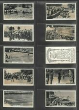 "WILLS 1932 INTRIGUING ( SCENIC ) FULL 54 CARD SET  """"  HOMELAND EVENTS  """""