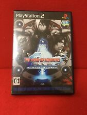 Used PS2 The King of Fighters 2002 Unlimited Match Tougeki F/S Japan