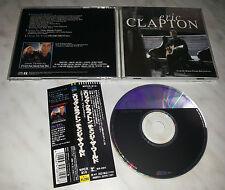 CD ERIC CLAPTON - CHANGE THE WORLD - JAPAN - WPCR-810