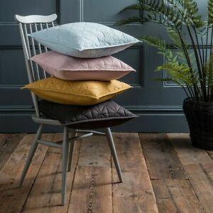 Plain Pinsonic Cushion Cover Quilt Pillowcase Home Sofa Decor Size 45CM X 45CM