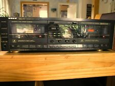 Uher Reference No1 Double - Deck DC 200, Rare