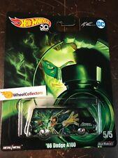 '66 Dodge A100 * Green Lantern Alex Ross DC Comics * 2018 Hot Wheels Pop Culture