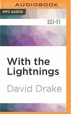 Rcn: With the Lightnings 1 by David Drake (2016, MP3 CD, Unabridged)