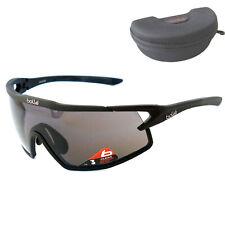 Bollé B-ROCK Herren Sonnenbrille Radbrille Sportbrille schwarz 12185 Gr L - SALE