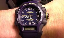 Casio TRT 500 2B watch ULTRA STRONG orologio montre twin resist(like g shock)UHR