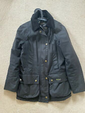 Ladies Barbour Wax Jacket,size 10.