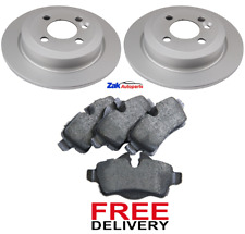 R57 BMW Mini R56 R58 2006-2015 Rear Pair Brake Caliper 259mm Discs R55 R59