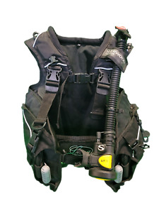 Sherwood Luna BCD with Integrated Weights and Gemini Air Source, Small