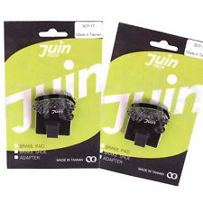 Juin Disc Brake Pads W/ Fin for Shimano Saint M800,Hone M601,Lx M858 2 Pair
