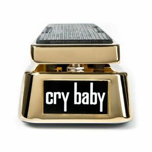 Dunlop Jimi Hendrix Crybaby Original Gold - 50th Anniversary Limited Edition