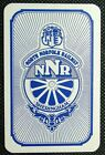 1 x Joker playing card single swap NNR North Norfolk Railway Sheringham ZJ1771
