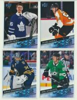 2020-21 UPPER DECK HOCKEY SERIES 1 Young Guns Pick Your Card Finish Your Set