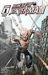NON-STOP SPIDER-MAN #1 PREMIERE VARIANT - MARVEL 2021 - 2x COPIES PER STORE