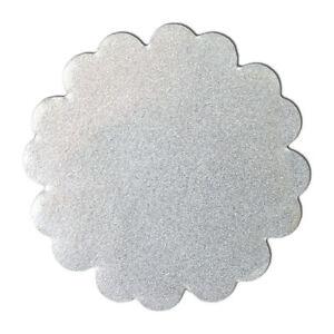 Reflektor Aufkleber Wolke, reflektierender Sticker