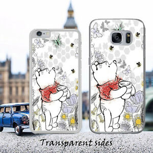 Winnie the Pooh Forget quote Phone Case Cover