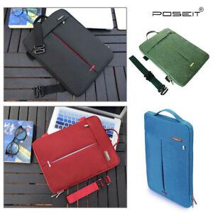 Bags For Apple Macbook Laptop Shoulder Notebook Handbag Case 11 13 15 16 Carry