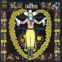THE BYRDS sweetheart of the rodeo (CD, album, remastered) folk rock, very good,