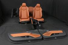 134km Audi TT 8S Sport Leder Sitze Lederausstattung leather seats interior brown