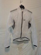 Louis Garneau X-Lite Cycling Jacket Men's XXL White/Black Retail $79.99