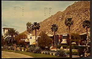 Phoenix AZ  Paradise Inn Motel Hotel Postcard