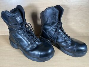 Magnum Stealth Force 8.0 Army Tactical, Security, Safety Work Boots Size 9 UK