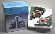 """NEW - VINTAGE AMERICANA BOOKEND COLLECTION """"NOAH'S ARK"""" SET, NEW IN BOX BIBLE"""